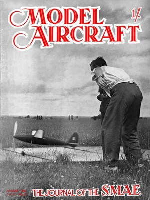 Model Aircraft August 1946