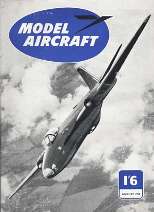 Model Aircraft August 1956