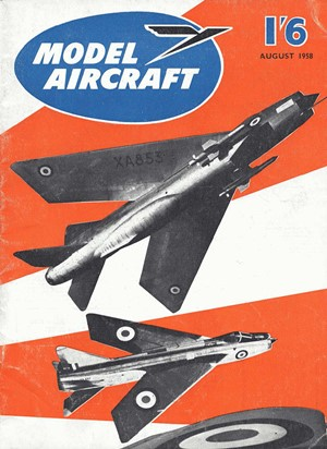 Model Aircraft August 1958
