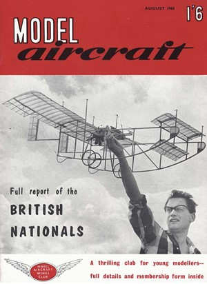 Model Aircraft August 1960