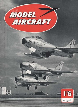 Model Aircraft September 1956
