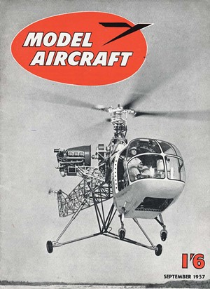Model Aircraft September 1957