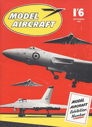 Model Aircraft September 1958