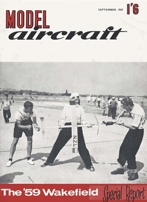Model Aircraft September 1959