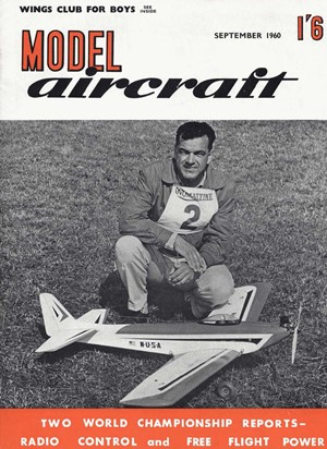 Model Aircraft September 1960