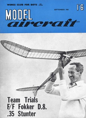 Model Aircraft September 1961