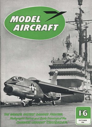 Model Aircraft October 1956