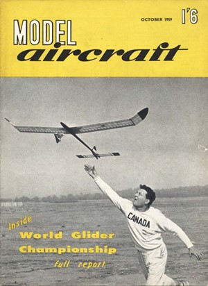 Model Aircraft October 1959
