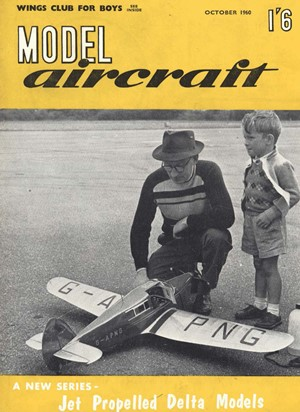 Model Aircraft October 1960