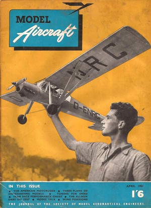 Model Aircraft April 1951