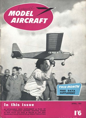 Model Aircraft April 1953