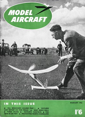 Model Aircraft August 1952