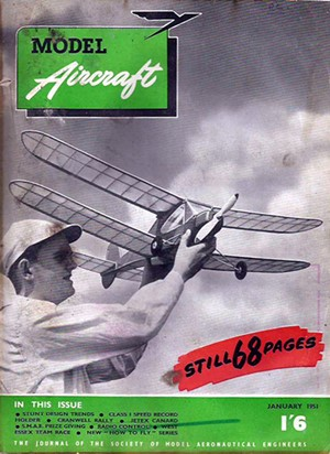 Model Aircraft January 1951