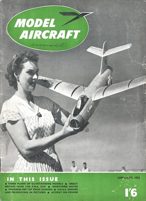 Model Aircraft January 1953