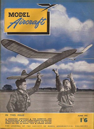 Model Aircraft June 1951