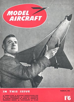 Model Aircraft March 1953