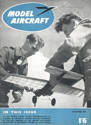 Model Aircraft October 1952