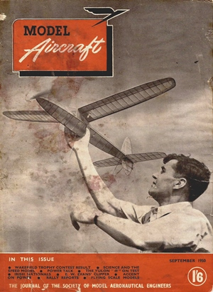 Model Aircraft September 1950