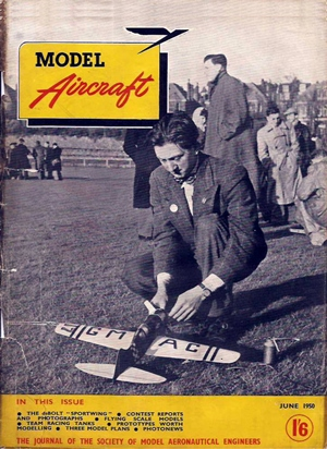 Model Aircraft June 1950