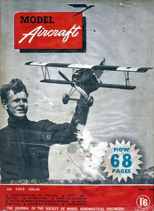 Model Aircraft May 1950