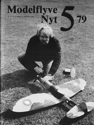 Modelflyvenyt September 1979-5