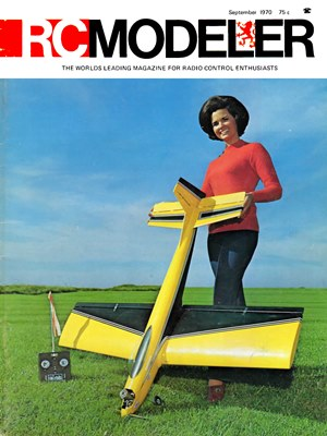 RCModeler September 1970
