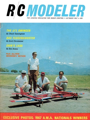RCModeler October 1967