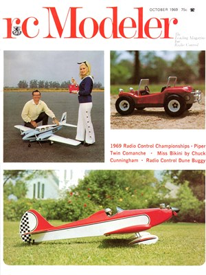RCModeler October 1969