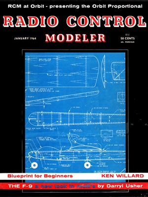 RCModeler January 1964