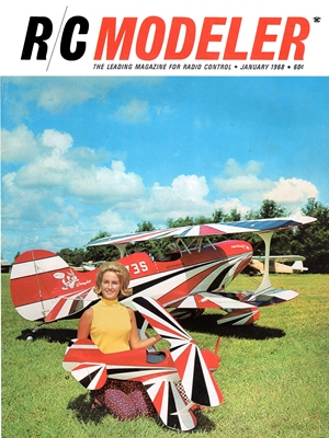 RCModeler January 1968