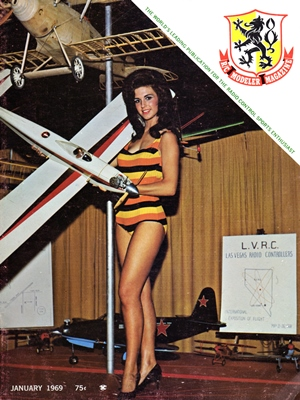 RCModeler January 1969