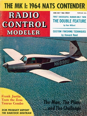 RCModeler June - July 1964