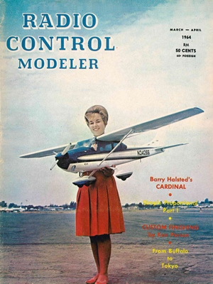 RCModeler March-April 1964