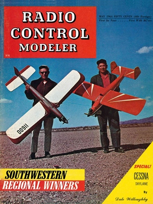 RCModeler May 1964