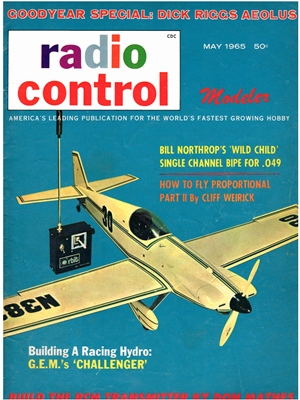 RCModeler May 1965