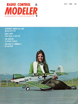 RCModeler May 1969