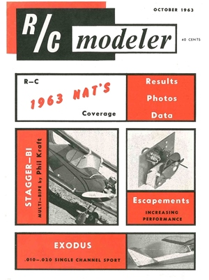 RCModeler October 1963