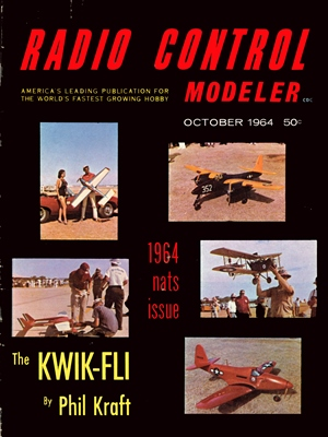 RCModeler October 1964