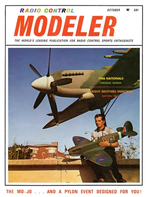 RCModeler October 1966
