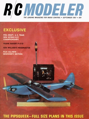 RCModeler September 1967