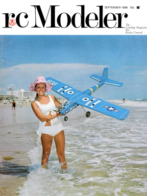 RCModeler September 1969