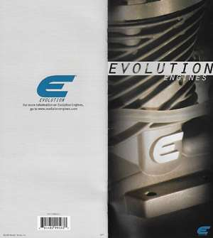 Evolution Catalog Engines Gas & Glow 2005