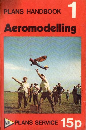 AeroModeller Model Maker Plans Handbook 1