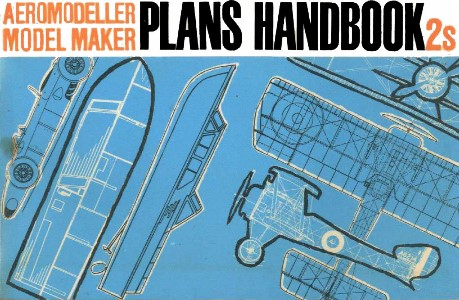 AeroModeller Model Maker Plans Handbook 1963