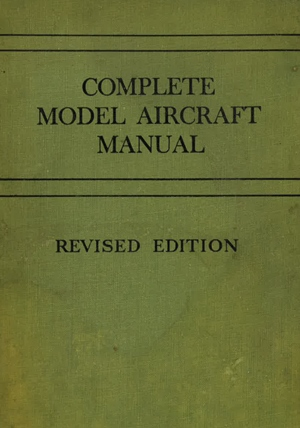 Complete Model Aircraft Manual - 1