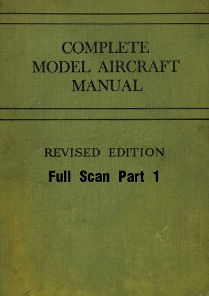 Complete Model Aircraft Manual Full Scan Part 1