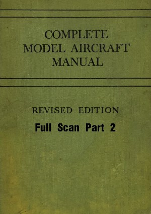 Complete Model Aircraft Manual Full Scan Part 2