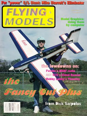 Flying Models May 1996