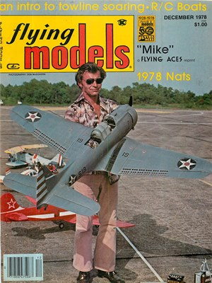Flying Models December 1978