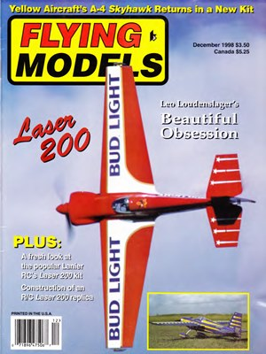 Flying Models December 1998